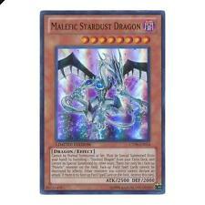 Yu-Gi-Oh! YuGiOh Malefic Stardust Dragon - CT08-EN014 - Super Rare Promo Cards