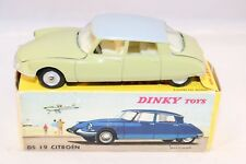 Dinky Toys 530 Citroen DS 19 very very near mint in mint box with dealer tag