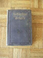 The West Coast of Africa Rev. Charles W. Thomas HC 1st 1860
