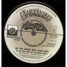 """Rock 'n' Roll Vinyl-Schallplatten (1970er) mit Single 7"""" - Plattengröße"""