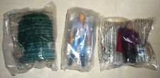 LOT DE 3 FIGURINES POCAHONTAS HAPPY MEAL McDONALD'S / 1995