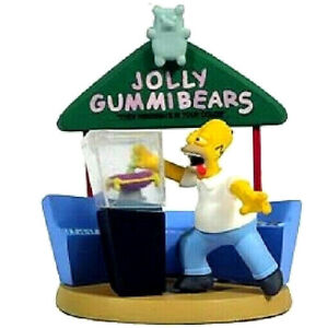 Simpsons Homer Bust-Up PVC