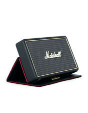 NEW MARSHALL STOCKWELL Wireless Bluetooth Speaker with CASE | BLACK | 04091451