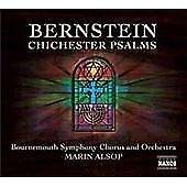 Bernstein - Chichester Psalms, , Very Good CD
