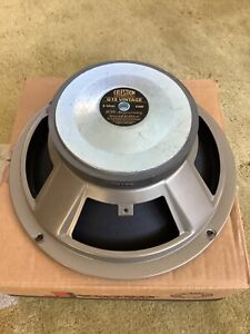 CELESTION G10 80th ANNIVERSARY SPECIAL EDITION LOUDSPEAKER