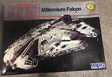 STAR WARS RETURN OF THE JEDI MILLENIUM FALCON MPC ERTL MODEL #8917