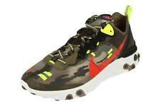 Nike reaccionar elemento 87 Hombre Para Correr Entrenadores Cj4988 Tenis Zapatos 200