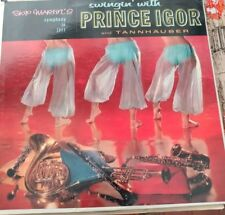 Swinging with Prince Igor COVER ONLY VG+