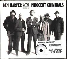 BEN HARPER & THE INNOCENT CRIMINALS LIFELINE     CD  DIGIPACK