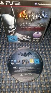 Batman Arkham Collection - PS3 / Playstation 3