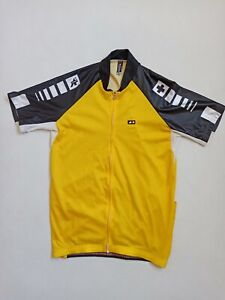 Assos Jersey, Mens, yellow, Ecxellent Condition, Size - Large
