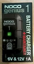 NOCO Genius1 1Amp Battery Charger