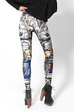 Stained Glass Window Leggings. New