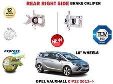 für Opel Opel Zafira C 2011- > NEU hinten rechts Bremse Bremssattel Einheit