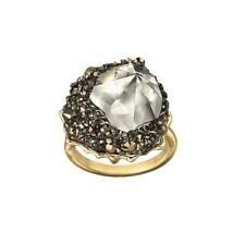 Swarovski Poison Gold Size 6 Rings 1098497