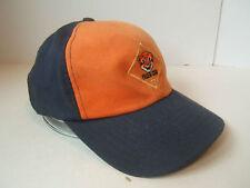 Tiger Cub Boy Scouts of America Uniform Cap Snapback Baseball Hat Orange Navy