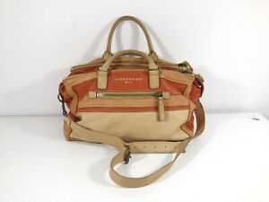 LIEBESKIND BERLIN Damen Leder Handtasche Mehrfarbig / Echtleder  ( R 7087 )
