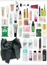 Ulta 38 piece Makeup Skincare Lot With Bag~SMASHBOX URBAN DECAY BENEFIT KENRA