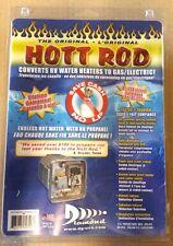NEW - RV/Camper/Trailer - Hott Rod - 6 Gallon RV Water Heater 120vac  Converter