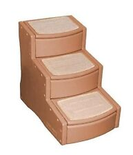 Pet Gear Stair Ramp Easy Step III for Dog Cat PG9730CC Easy Access Up to Bed