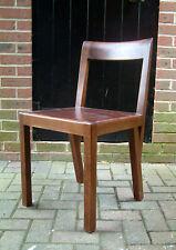 Modernist Side Chair Bauhaus Era Erich Dieckmann Deutscher Werkstatten Hellerau