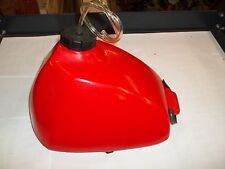 RED PLASTIC FUEL TANK HONDA ATC 110 1979 -1982 +  ATC 90 1974-1978 NEW USA MADE