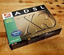 Zoom 5660 ADSL Modem, Gateway, Router, Firewall - NEW