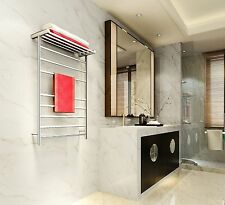 Electric Towel Warmers Wall Mounted Heated bathroom rock polish SHARNDY ETW12-4