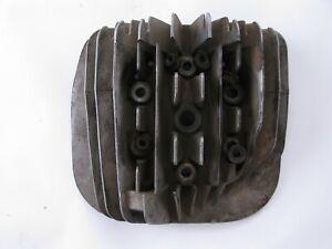 1983 Yamaha Tri-Moto 175 YT175 K Engine Cylinder Head Good Used 920602