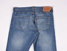Levis 501 Gerade Herren Jeans Größe 34/32