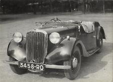 Singer Open Roadster 1950. Vintage press photo L470