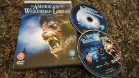 An American Werewolf In London (DVD, 2009) 2 Disc Special Edition