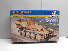 Italeri 6461,Flakpanzer 38 Gepard,1:35