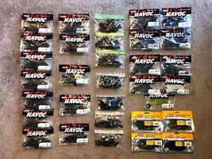 HAVOC Rocket Craws + extras