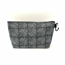 Thirty one Cool Clip Thermal Picnic Lunch pouch Bag Chevron Squares 31 gift a