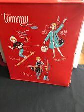 Vintage Ideal Tammy Case / Accessories