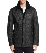 New 2017 Authentic Burberry Brit Gransworth Quilted Jacket Nwt Black