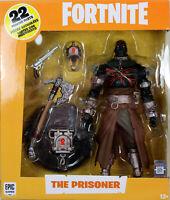 Fortnite ~ THE PRISONER DELUXE 7-INCH ACTION FIGURE ~ McFarlane Toys