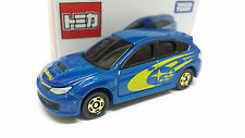 Tomica 11 Subaru Impreza WRX STI hatchback Rally Tru Version Toys R Us