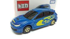 Tomica 11 Subaru Impreza WRX STI hatchback Rally Tru Version Toys R Us