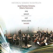 Historischer Moment in Bayreuth WAGNER Dietrich Henschel Israel Chamber Orchestr