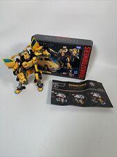 Transformers Masterpiece Movie Series MPM-7 Bumblebee Hasbro *Please Read*