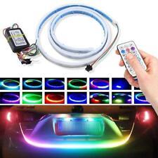 RGB Flow Type LED Strip Tailgate Turning Signal Lights Bar Trunk Strips Lamp