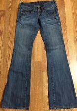 NWOT Tommy Hilfiger Original Denim Slim Fit Sonora Dark Women Jeans size 27 x 34