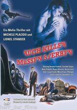 AUCH KILLER MÜSSEN STERBEN (Michele Placido, Lionel Stander)