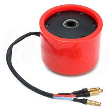 DIY Electric Skateboard Wheel W/brushless Sensored 5065 Motor Parts 24V-36V 80KV