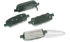 Disc Brake Pad Set-Ceramic Pads Rear Tru Star CBP905