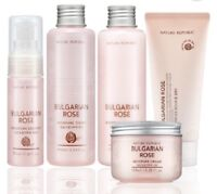 [Nature Republic] Bulgarian Rose Moisture Cream, Toner, Essence, Foam, Emulsion.