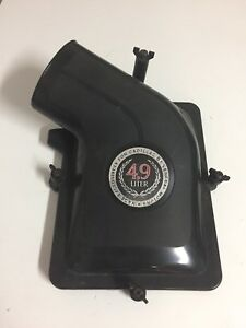 89-93 Cadillac Deville Oem 4.9 Liter Air Filter Top Cover