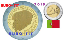 2 €   PORTUGAL   COMMEMORATIVE   2019   1  X  PIECE    MAGELLAN  NOUVEAU   2019